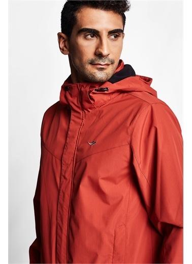Lescon Kiremit Erkek Yağmurluk 21K-1067 Kırmızı